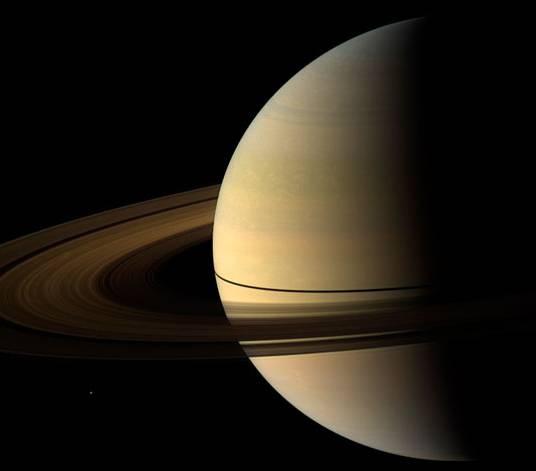 Такого явления больше нет нигде в Солнечной системе. Фото: Global Look Press
