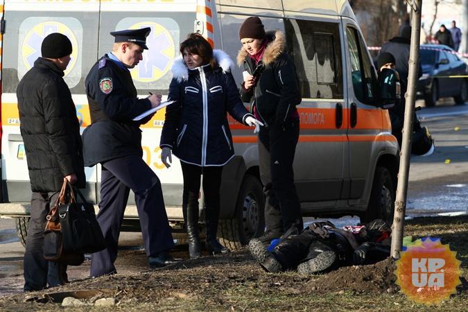 В результате взрыва 22 февраля в Харькове погибли четверо человек.