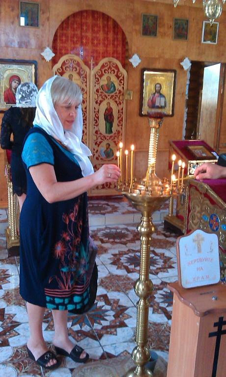 Погибшая Людмила Солчинская была глубоко верующей женщиной.