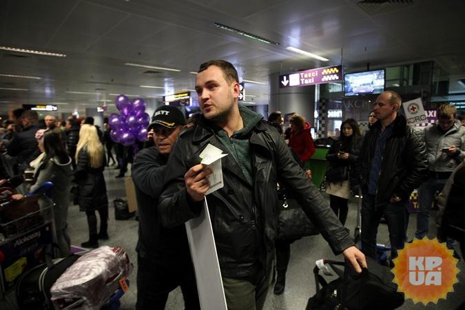 Украинцы летят в Париж несмотря на участившиеся там жуткие теракты.