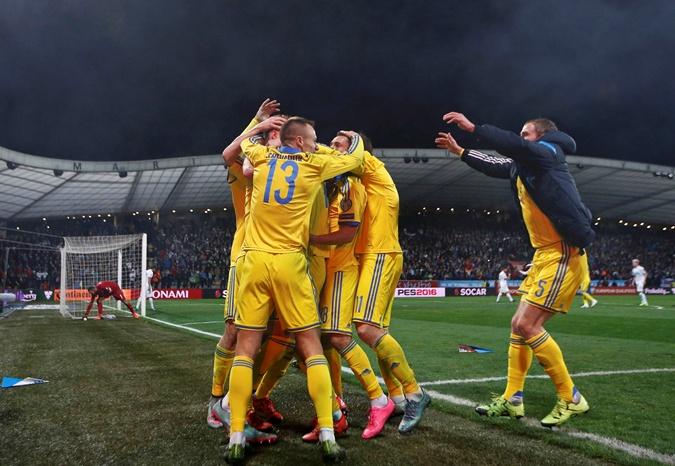 Радость финалистов Евро-2016. Фото: Рейтер