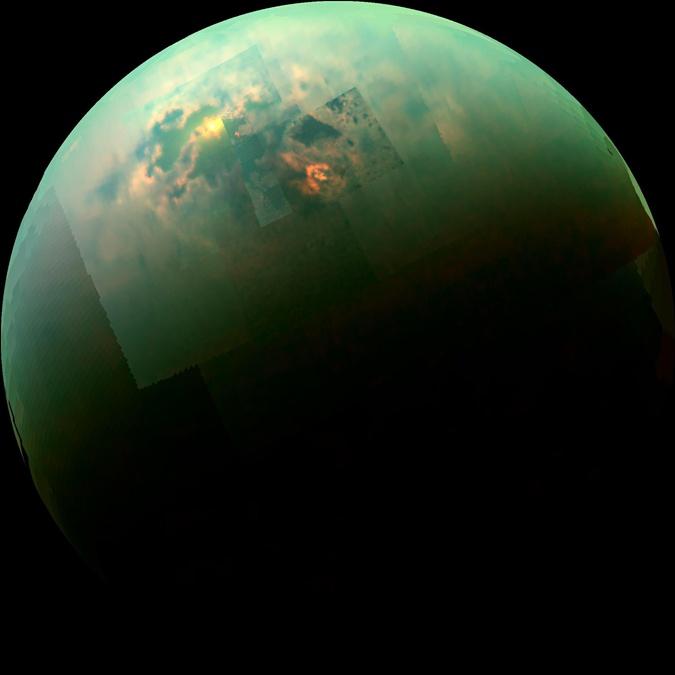 Фото: NASA/JPL-Caltech/University of Arizona/University of Idaho