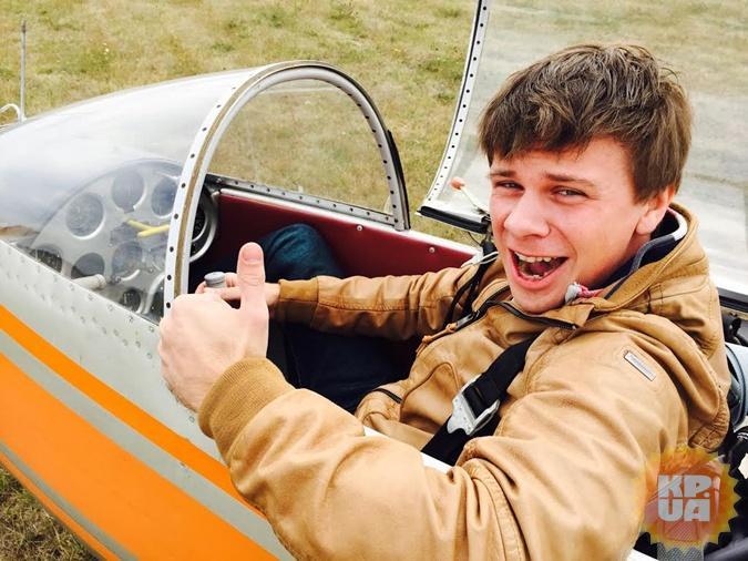 Чтобы излечиться от главной фобии любого пилота (