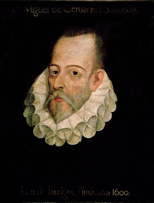 Мигель де Серваантес Саавеедра (29 сентября 1547 — 23 апреля 1616).