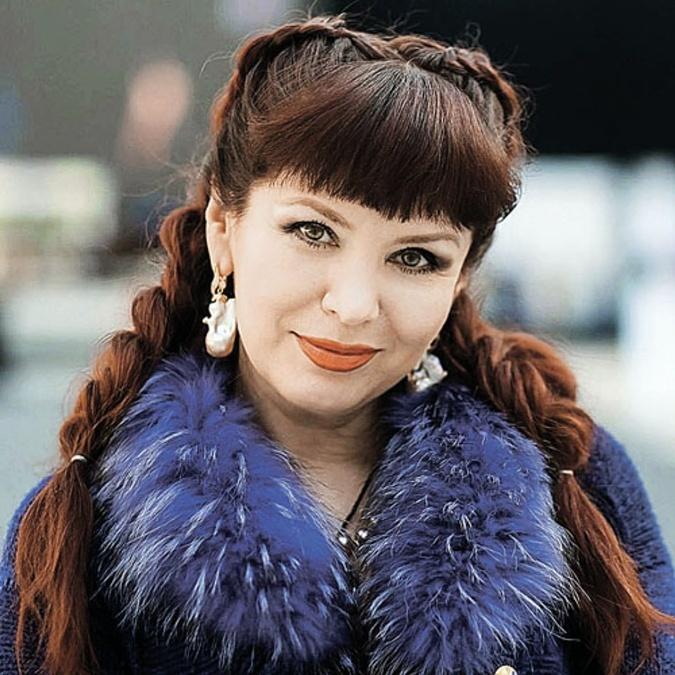Анна Лесникова.