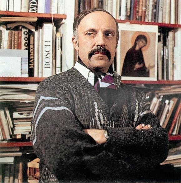 Василий Лопата.