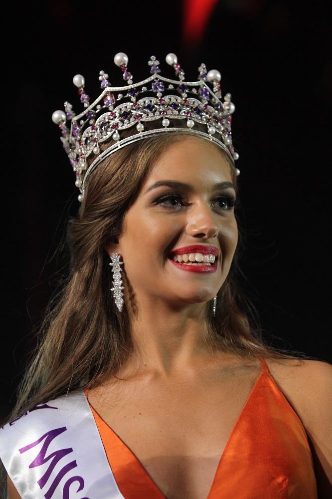 Мисс украина 2016 работа в славянске девушке