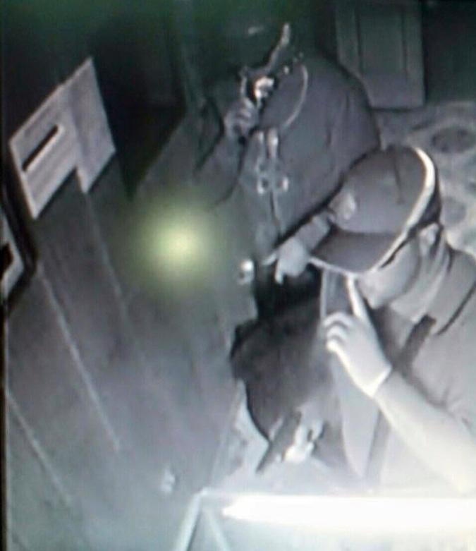 Снимки грабителей появились в СМИ. Фото: Типичный Херсон