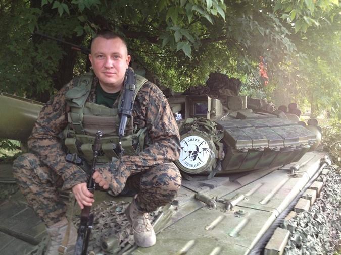 Евгений Жилин считается одним из сепаратистских участников