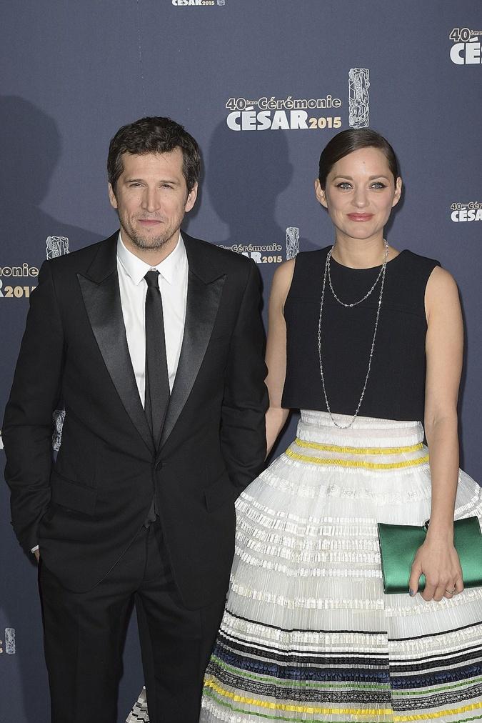 Марион с 2007 года живет в гражданском браке с французским режиссером Гийомом Кане, у пары есть пятилетний сын.