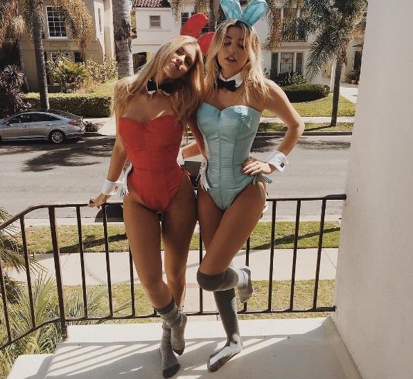 Кайла снималась для Playboy.