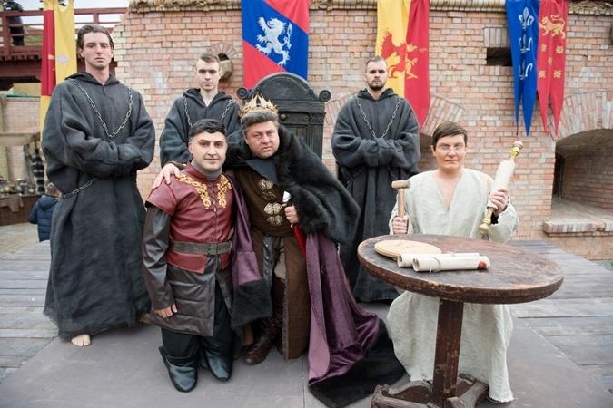 Квартальцы преобразовали украинских политиков под героев сериала