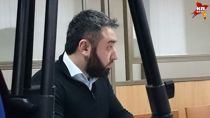 Роман Лалаян, адвокат Кирилла Толмацкого (Децла).
