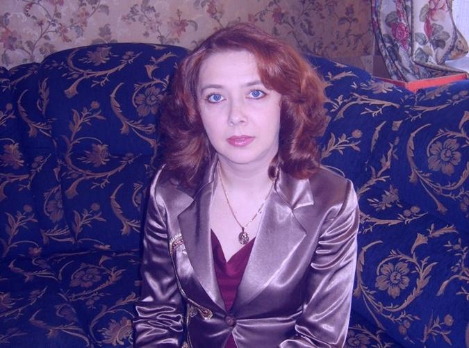 Анжелика Преснякова.