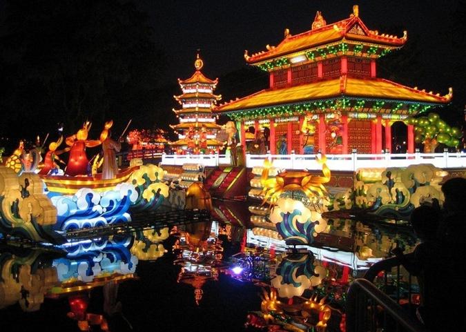 Когда в Украине будет 17.00, Новый год наступит в Японии и Корее.