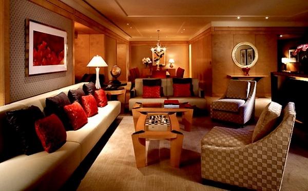 В президентском номере Ritz CarltonТрамп останавливался в 2013 году.