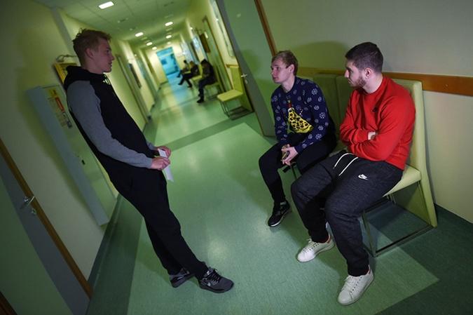 Футболистам есть о чем поговорить после отпуска. Фото: shakhtar.com