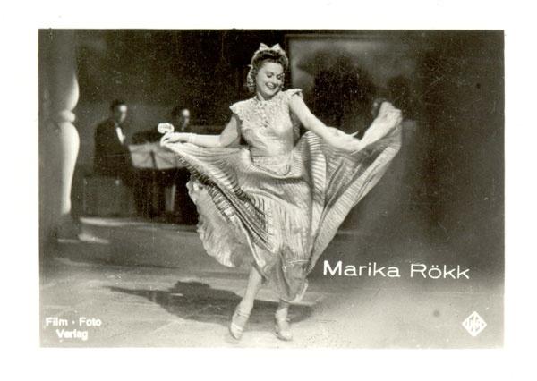 Рекк начинала карьеру в середине 30-х.