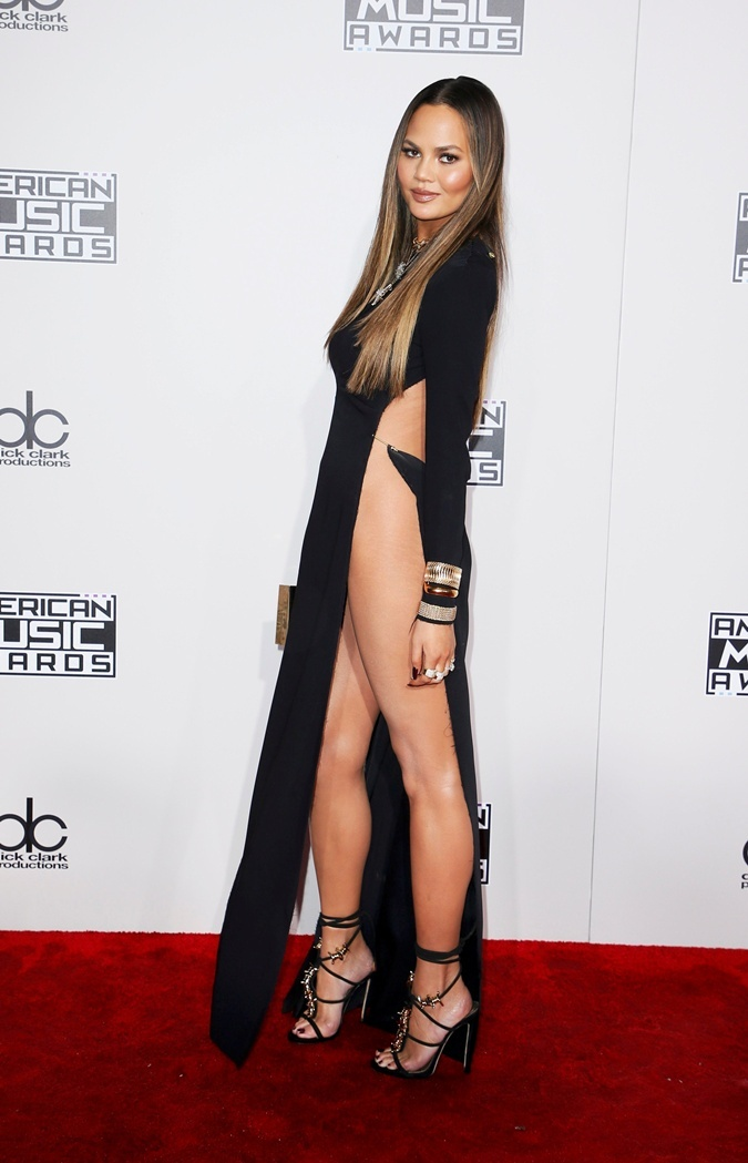 Модель на American Music Awards.