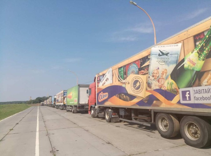 Арбузы отправятся в Киев на фурах.