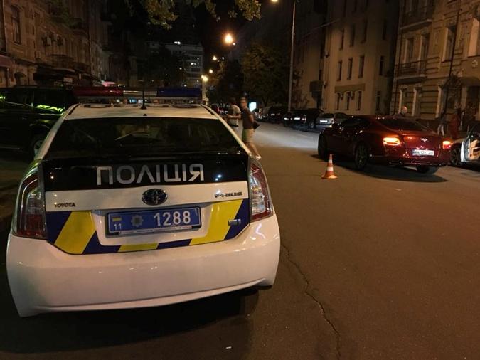 ДТП произошло поздно вечером 26 августа. Фото: Kyrylo Shvedov