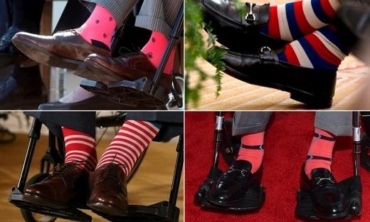 Чубакка и экономика: Трюдо удивил носками с лохматым героем