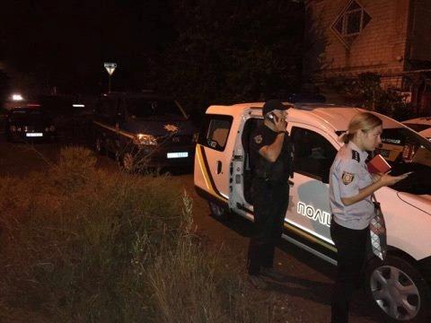 В Одессе в дом бросили гранату фото 1