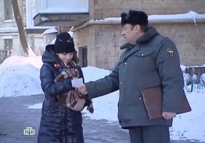 Когда Женя Порошенко снималась в