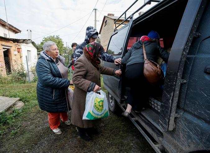 Людей срочно эвакуировали и разместили в гостиницах Винницы.