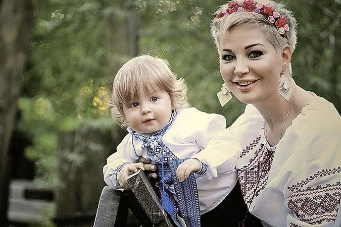 Мария души не чает в младшем сыне Ванечке. Фото: Личный архив