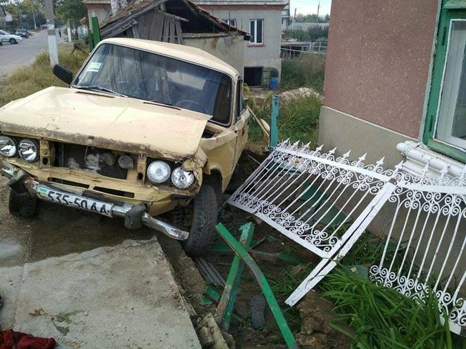ВОдесской области нетрезвый шофёр насмерть сбил троих пенсионерок