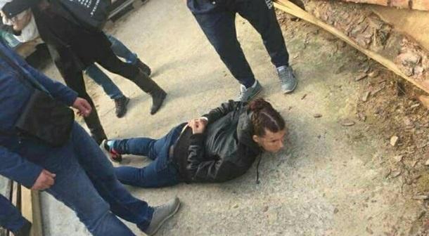 Девушка, укравшая младенца из садика в Киеве: