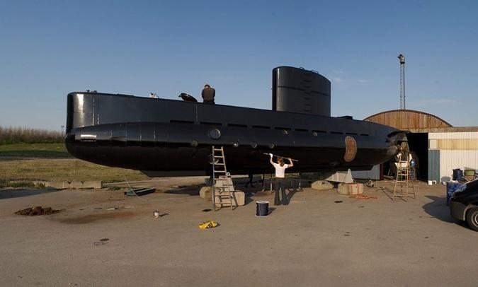 Частная подводная лодка