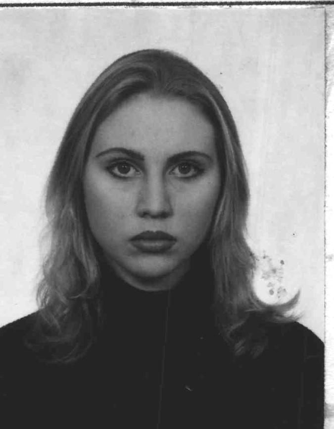 Имя Амины при рождении – Анастасия Никифорова.