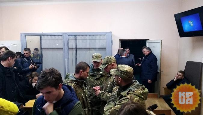 Зарастрату при закупке рюкзаков для армии задержали экс-замглавы МВД Украины
