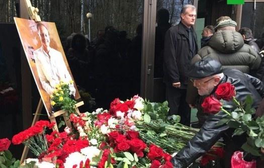 15 октября в Риге прощаются с Задорновым.
