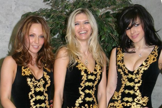 Ольга Романовская выступала в группе ВИА Гра  с Альбиной Джанабаевой и Верой Брежневой.