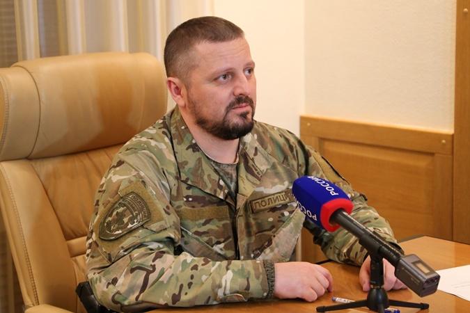 Игорь Корнет.
