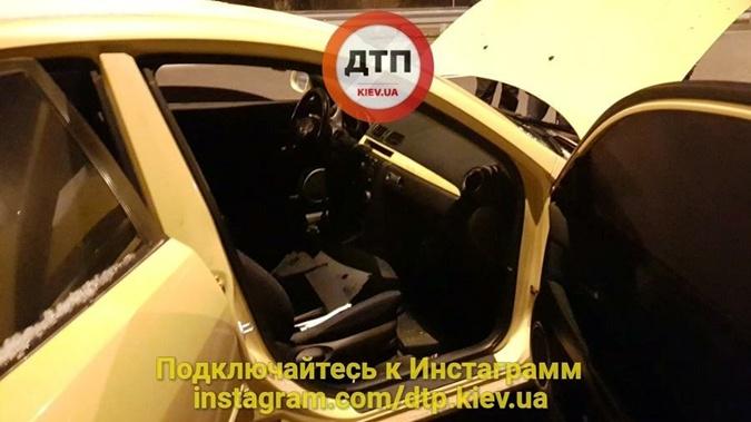 Голливудская погоня вКиеве: задержали водителя наугнанной Мазда 3