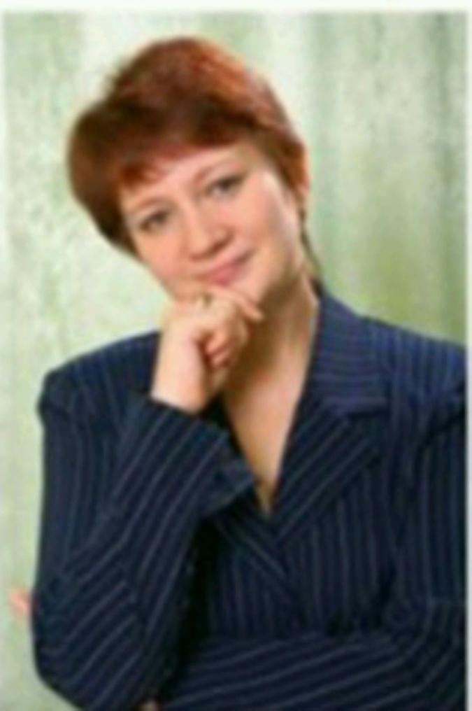 Пострадавшая учительница Наталья Шагулина.