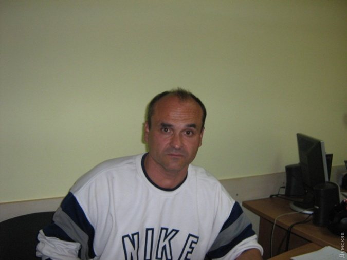 СМИ назвали имя убитого - Валентин Дорошенко.