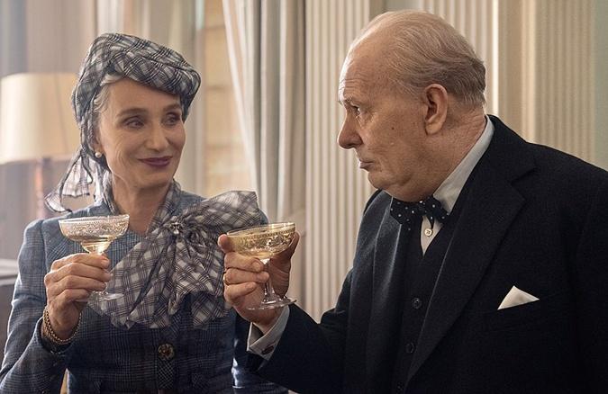 Гэри Олдман: Работая над ролью, я знал Черчилля как облупленного фото 2
