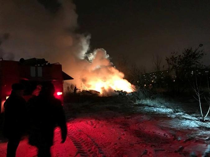 В Кременчуге разбился вертолет, все погибли фото 1