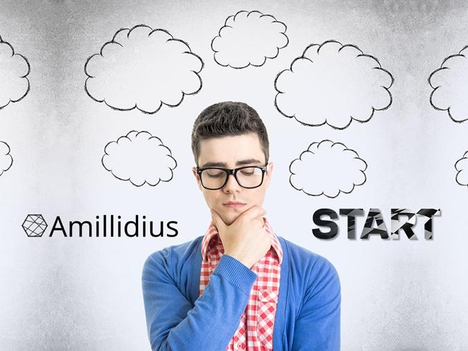 Амиллидиус Старт - новый уровень бизнеса