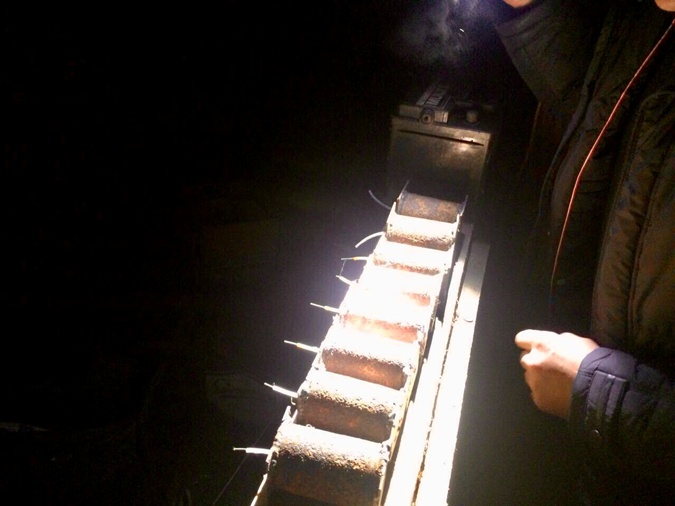 У фермера обнаружили арсенал оружия. Фото ФБ Аброськина