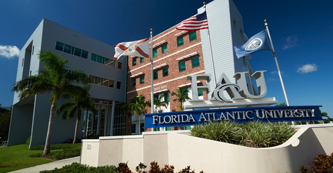 Florida Atlantic University.