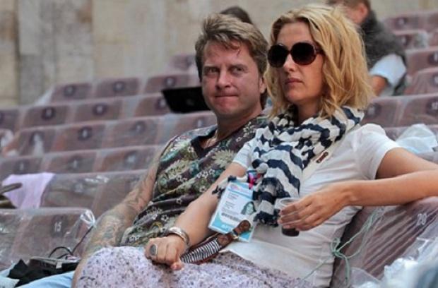 Брак Мухарского  и Егоровой не продержался и девяти лет. Фото: mediananny.com