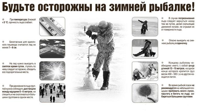 Что нужно делать, если вы провалились под лед фото 2