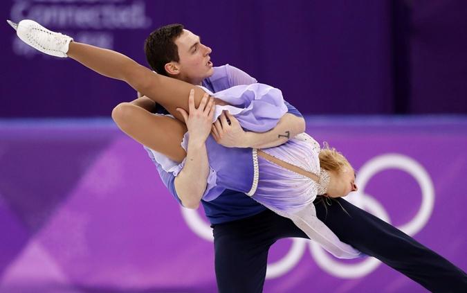 Алена Савченко - Бруно Массо / Aliona SAVCHENKO - Bruno MASSOT GER - Страница 22 24328397