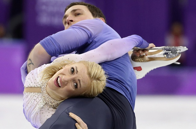 Алена Савченко - Бруно Массо / Aliona SAVCHENKO - Bruno MASSOT GER - Страница 22 24328398